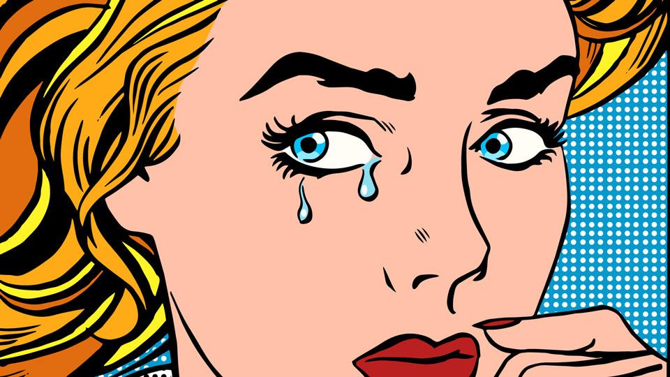 cratoon cry still