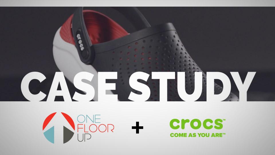 Case Study Thumbnail - Crocs