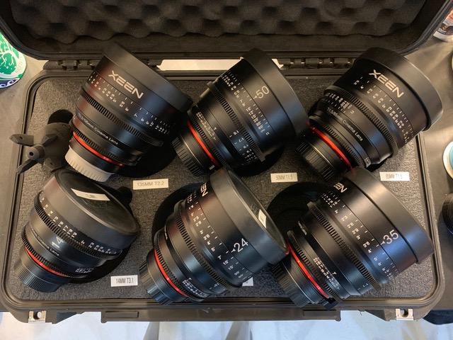Lens Kit Still
